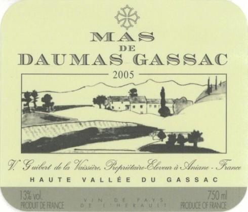 daumas-gassac-logo